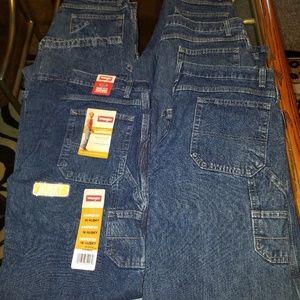 5 Brand New size 16 Husky carpenter jeans $25 each